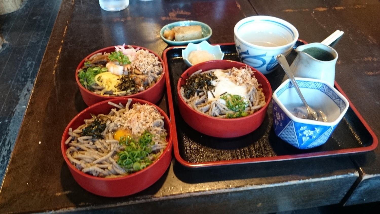 お蕎麦を食べに松江に・・・