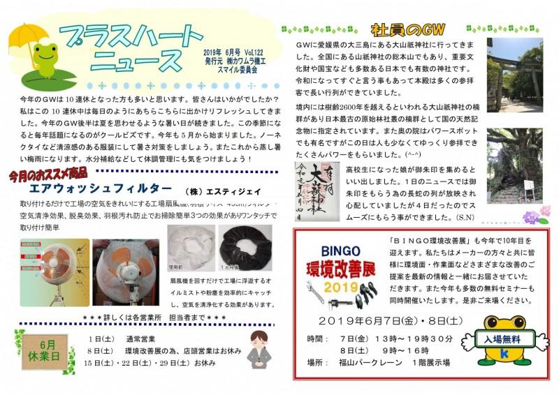 プラスハートニュースPart122