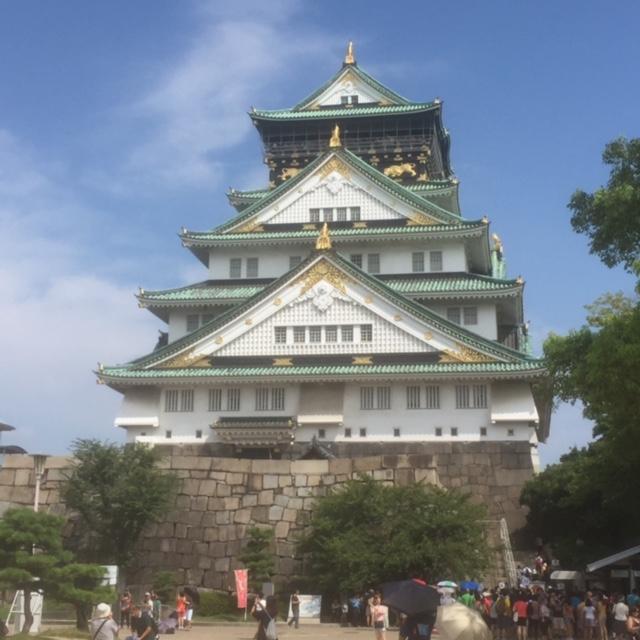 ぶらり大阪城