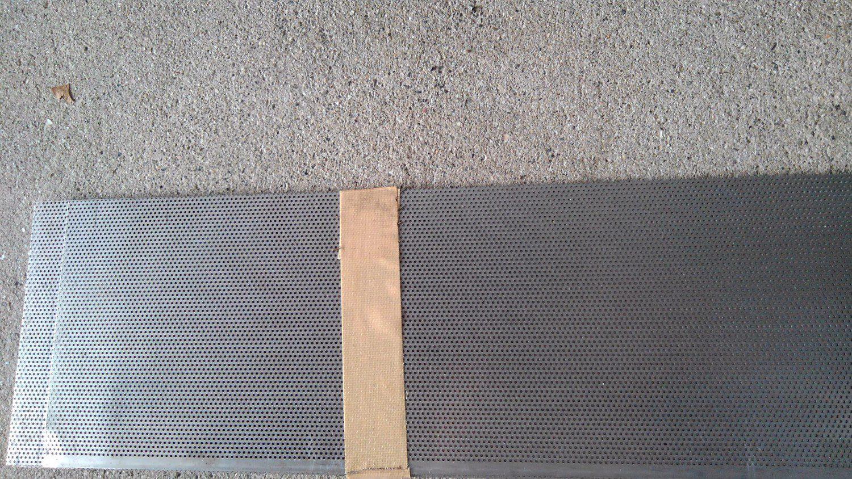 パンチング製品 φ1xピッチ2 (mm)